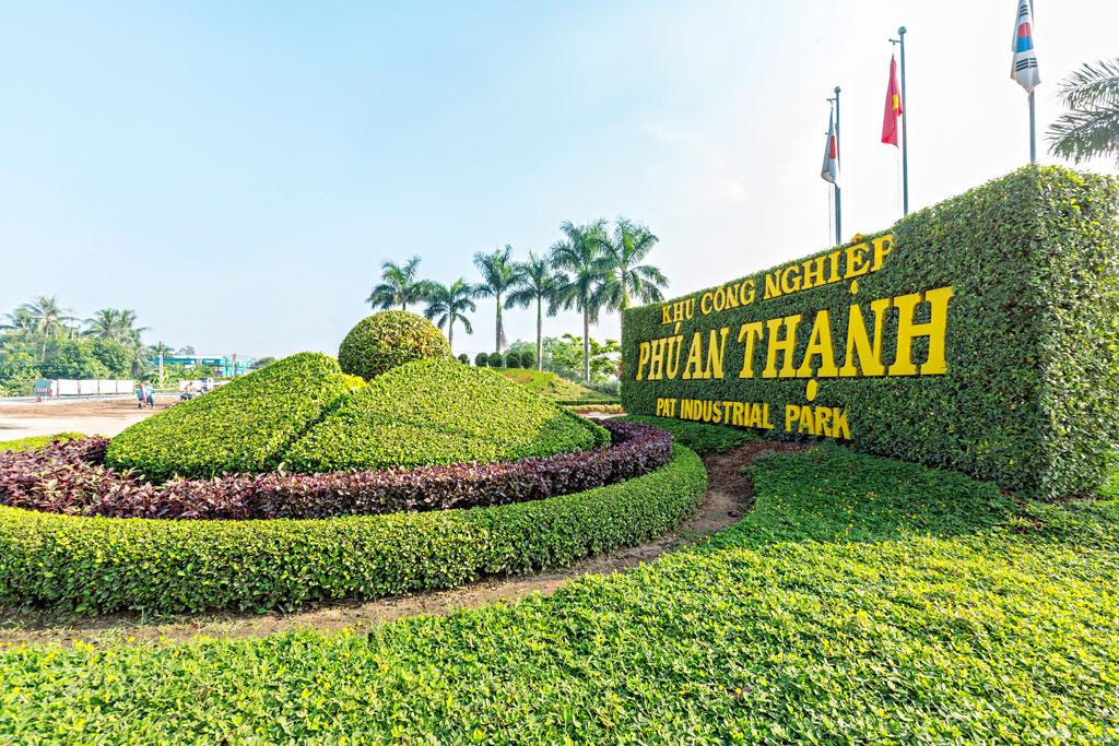 Khu công nghiệp Phú An Thạnh