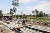 Tân Thành: Nỗ lực vượt khó trong xây dựng nông thôn mới