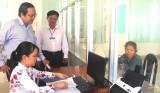 Tân Hưng: Sớm khắc phục những thiếu sót trong cải cách hành chính