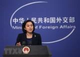 Mỹ-Trung Quốc tiếp tục căng thẳng về việc can thiệp bầu cử