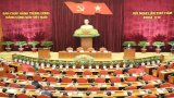 Bế mạc Hội nghị Trung ương 8: Đưa Việt Nam giàu lên từ biển