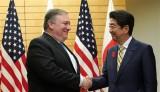 Mỹ-Nhật thảo luận về chuyến thăm Triều Tiên của Ngoại trưởng Pompeo