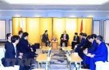 Thủ tướng Nguyễn Xuân Phúc tiếp một số doanh nghiệp Nhật Bản