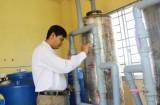Nước hợp vệ sinh cơ bản đáp ứng nhu cầu