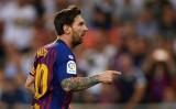 """Lionel Messi """"nổ súng"""", Barca vẫn phải chia điểm trước Valencia"""