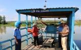 Vĩnh Hưng: Kiểm tra các bến đò ngang