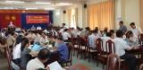 Kiểm tra thi đua khối cơ quan Tư pháp và Thi hành án Dân sự khu vực Đồng bằng sông Cửu Long