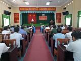 Vĩnh Hưng: Thông tin nhanh kết quả Hội nghị Trung ương 8, khóa XII