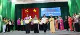 """Hội thi """"Cán bộ hội cơ sở giỏi"""" năm 2018: Huyện Thạnh Hóa đoạt giải nhất"""
