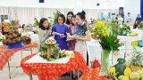 Công đoàn Viên chức Long An tổ chức Hội thi Trang trí trái cây 2018
