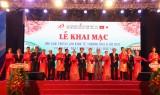 Khai mạc Hội chợ Triển lãm giao lưu kinh tế thương mại và du lịch Việt Nam – Nhật Bản 2018 tỉnh Long An