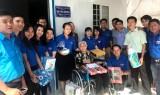 Công ty CP Long Hậu trao nhà tình thương cho hộ nghèo