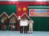 Thanh Vĩnh Đông đón nhận danh hiệu xã nông thôn mới