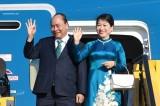 Thủ tướng đến Áo, bắt đầu chuyến thăm và làm việc tại châu Âu