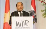 Thủ tướng Nguyễn Xuân Phúc dự Diễn đàn doanh nghiệp Việt Nam-Áo