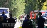 Vụ nổ đẫm máu tại Crimea: Nghi can là sinh viên của trường