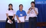 Hội thi Cán bộ Đoàn năm 2018: Đoàn Trường Cao đẳng nghề Long An đoạt giải nhất