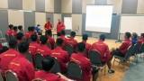 """HLV Hoàng Anh Tuấn """"truyền lửa"""" cho U19 Việt Nam trước VCK U19 châu Á"""