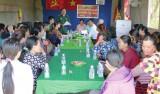 Đồn Biên phòng Sông Trăng tăng cường tuyên truyền bảo vệ an ninh biên giới