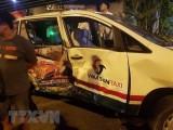 TP.HCM: Khởi tố lái xe gây tai nạn liên hoàn tại ngã tư Hàng Xanh