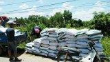 Không để nông dân thiệt thòi vì phân bón kém chất lượng