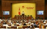 Kỳ họp thứ 6, Quốc hội khóa XIV: Quốc hội thảo luận 2 dự án Luật