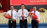 Miễn nhiệm chức vụ Phó Chủ tịch UBND tỉnh đối với ông Hoàng Văn Liên