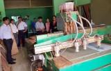Ứng dụng máy khắc tự động trong sản xuất, gia công gỗ mỹ nghệ