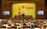 Kỳ họp thứ 6, Quốc hội khóa XIV: Thảo luận về kinh tế-xã hội
