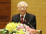 Điện, thư chúc mừng Tổng Bí thư, Chủ tịch nước Nguyễn Phú Trọng