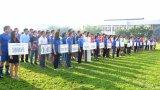 24 đội bóng tham dự Giải bóng đá Đoàn khối Các cơ quan tỉnh Long An