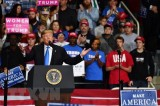 Tổng thống Mỹ ''chạy nước rút'' vận động trước bầu cử giữa kỳ