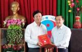 Bổ nhiệm ông Nguyễn Hữu Phước làm Giám đốc Bệnh viện Y học cổ truyền Long An