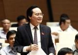 Bộ trưởng Phùng Xuân Nhạ nói về quy định đuổi học sinh viên bán dâm