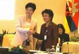 Thái Lan tiếp nhận chức Chủ tịch Hội nghị ASEAN về các vấn đề công vụ