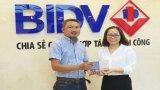 BIDV Long An trao thưởng Chương trình Chứng chỉ tiền gửi dự thưởng ưu đãi cho khách hàng miền Tây