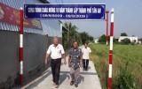 Ấp Vĩnh Bình chung tay xây dựng nông thôn mới, đô thị văn minh