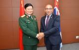Bước phát triển mới trong quan hệ quốc phòng Việt Nam-New Zealand