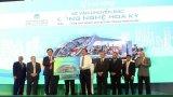 Cty VWS tặng xe chở rác 500.000 USD cho TP.HCM, Long An và Kiên Giang