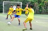 Khai mạc giải bóng đá học đường chào mừng Ngày Nhà giáo Việt Nam