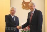 Đẩy mạnh hợp tác quốc phòng Việt Nam-Singapore trên nhiều lĩnh vực