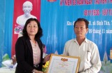 Kiến Tường: Ngày hội Đại đoàn kết toàn dân tộc tại ấp Mới, xã Bình Tân