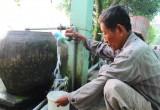 Cần Đước đẩy nhanh việc cấp nước sinh hoạt cho người dân