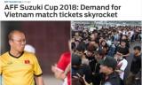 Thể thao 24h: Báo nước ngoài ngỡ ngàng vì cơn sốt vé xem ĐT Việt Nam