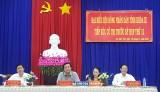 Đại biểu HĐND tỉnh Long An tiếp xúc cử tri Đức Hòa, Tân Thạnh và Vĩnh Hưng