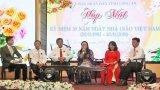 Long An họp mặt Ngày Nhà giáo Việt Nam