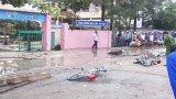 2 học sinh bị điện giật tử vong tại Châu Thành: Do sét đánh làm dây điện đứt