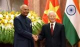 Tuyên bố chung giữa nước CHXHCN Việt Nam và nước Cộng hòa Ấn Độ