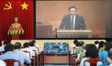 Toàn quốc học tập, quán triệt các nội dung Hội nghị Trung ương 8