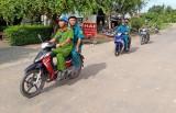 Bình yên một góc biên giới Thái Bình Trung